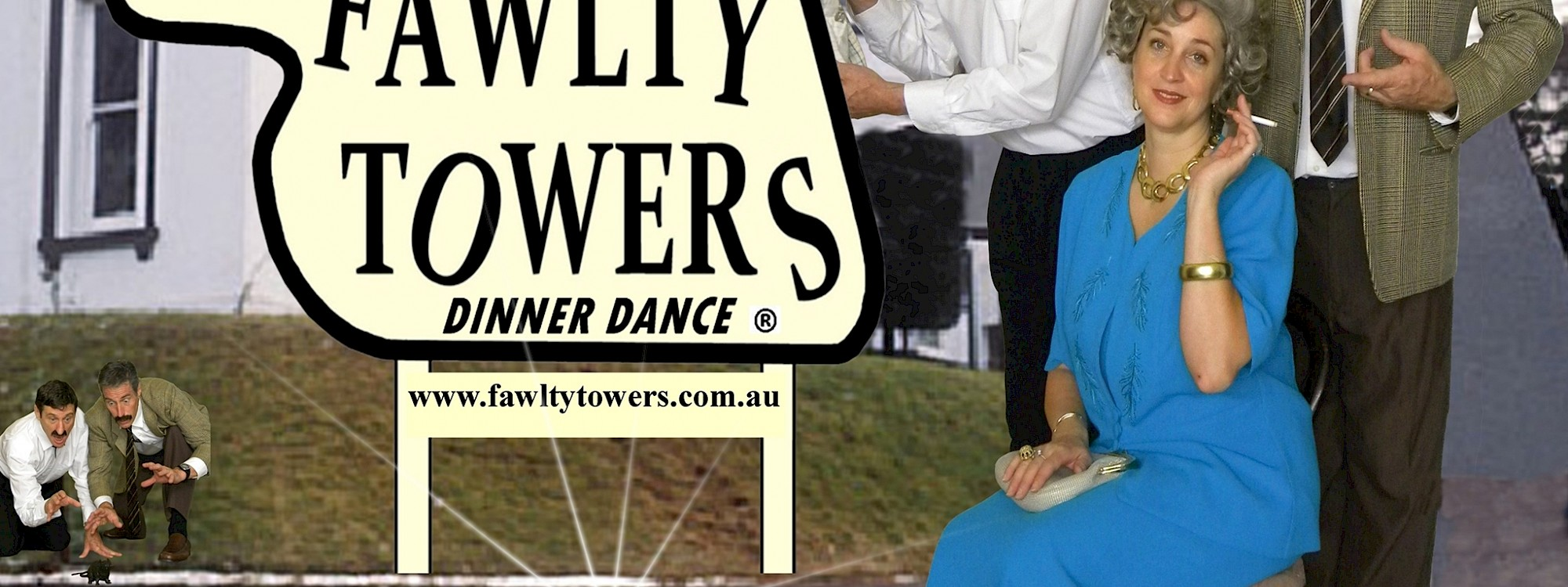 The Fawlty Towers Dinner Dance Show